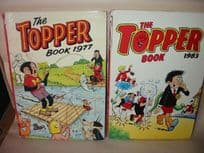 The Topper Book Annual